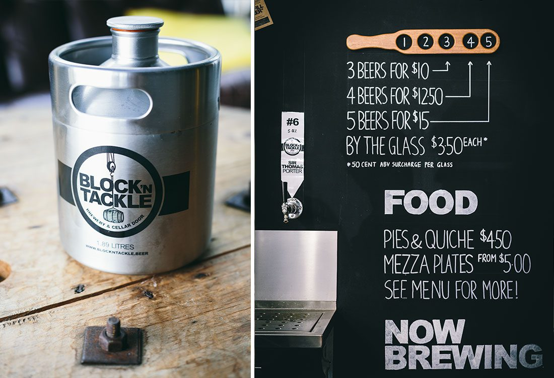 Block n Tackle Brewery Kincumber