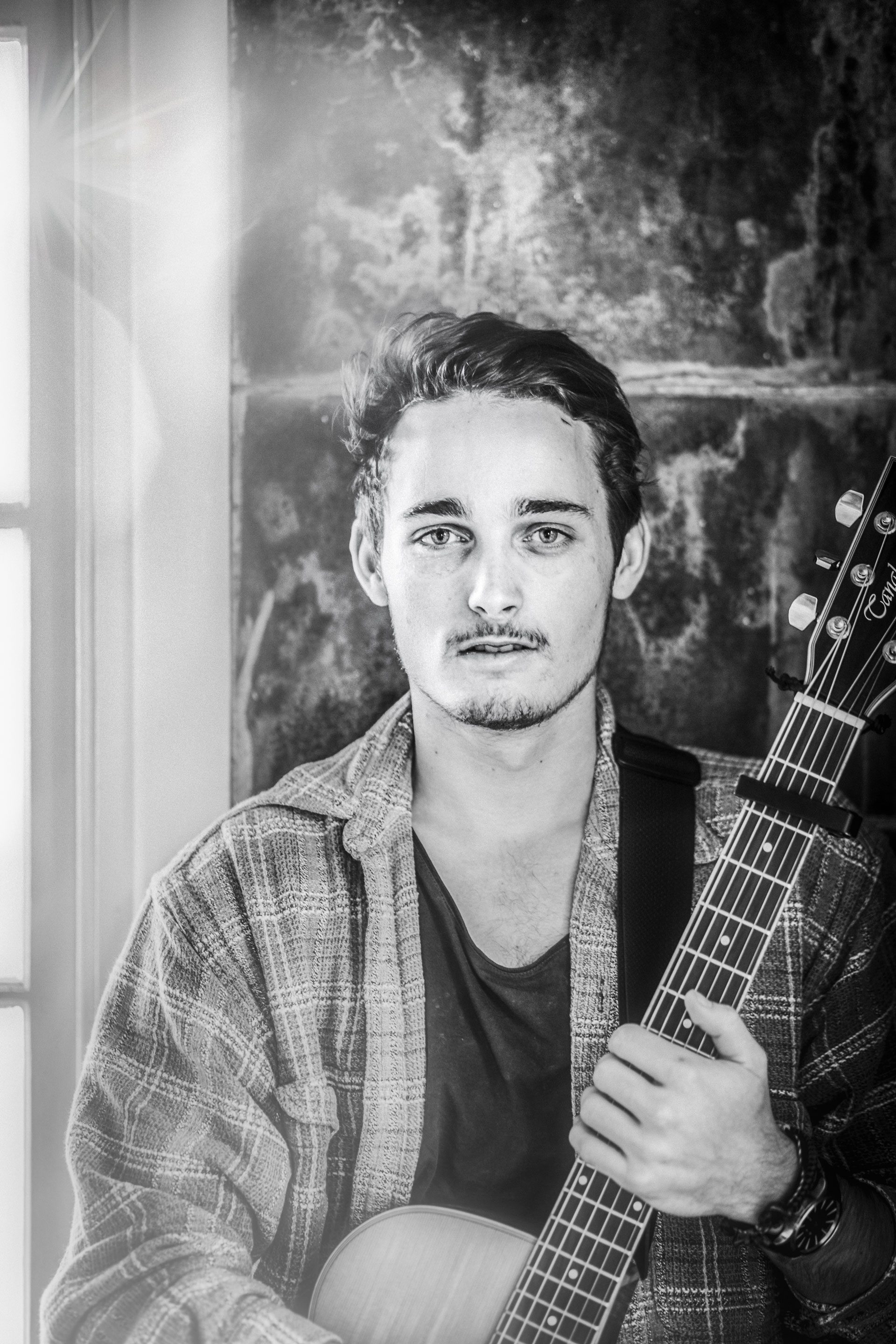 Portrait Photographer Central Coast - Jake Howden Music