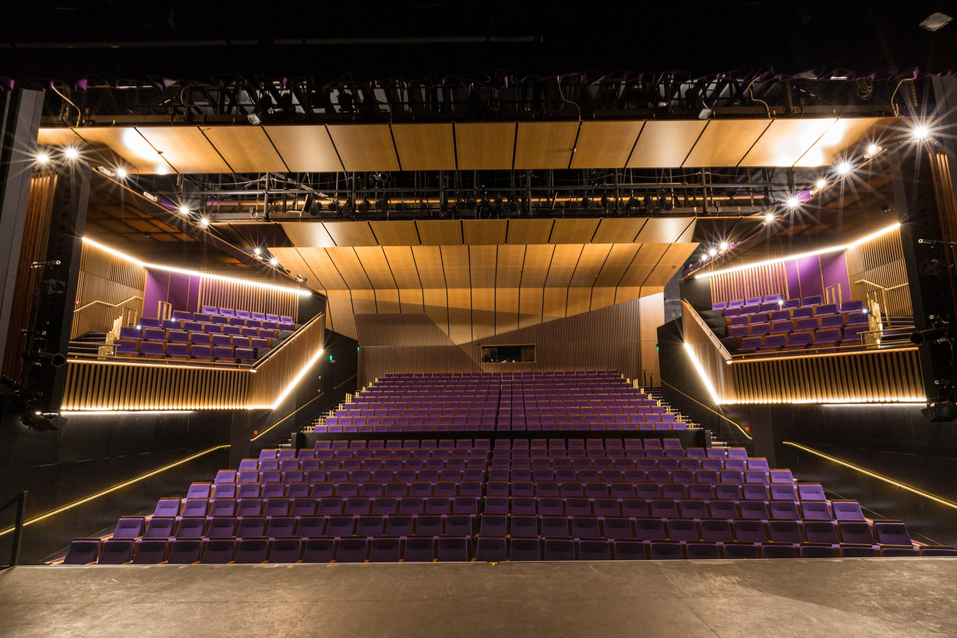 Tim Brand Photography - Central Coast Interiors Photographer - Wyong Performing Arts and Conference Centre